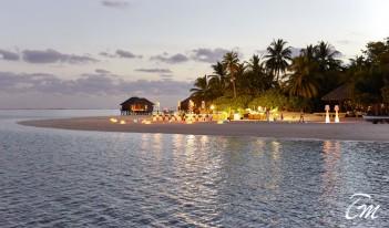 Conrad Maldives Rangali Island - Beach Dining Event
