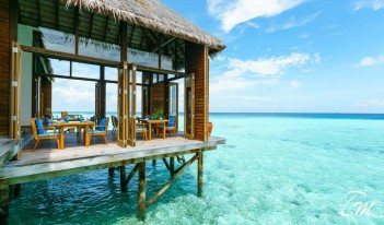 Conrad Maldives Rangali Island - Mandhoo Spa Restaurant