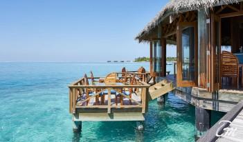 Conrad Maldives Rangali Island - Sunset Grill