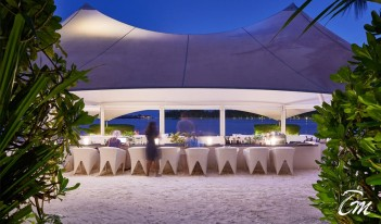 Conrad Maldives Rangali Island - The Quiet Zone Bar