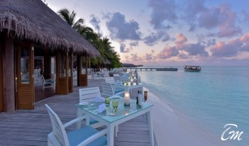 Conrad Maldives Rangali Island - Vilu Restaurant and Bar
