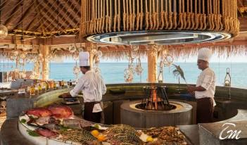 Fairmont Maldives - Sirru Fen Fushi - Azure Restaurant