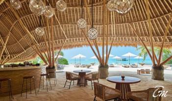 Fairmont Maldives - Sirru Fen Fushi - Onu Onu Bar