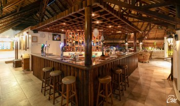 Fihalhohi Island Resort Maldives - Fishermans Bar Interior