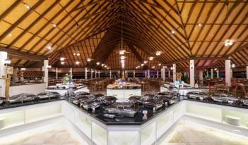 Fihalhohi Island Resort Maldives - Palm Grove Restaurant