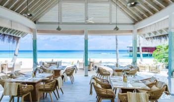 Finolhu - Baa Atoll Maldives - Arabian Grill