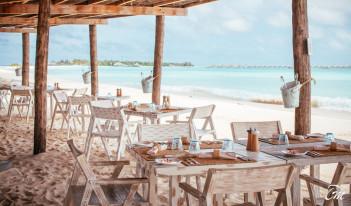 Finolhu - Baa Atoll Maldives - Crab Shack