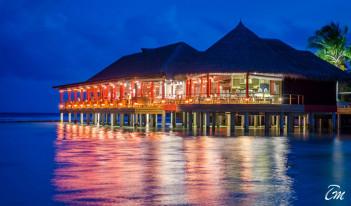 Finolhu - Baa Atoll Maldives - Kanusan