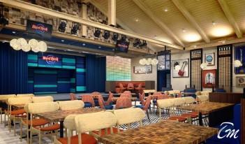 Hard Rock Hotel Maldives - Hard Rock Cafe