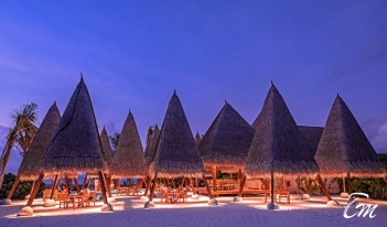 Heritance Aarah Resort Maldives - Ginifati - Beach BBQ Grill