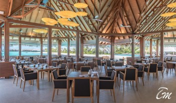 Heritance Aarah Resort Maldives - Specialty Lagoon Restaurant