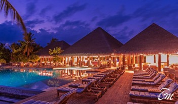 Heritance Aarah Resort Maldives - Bandhi - Pool Bar