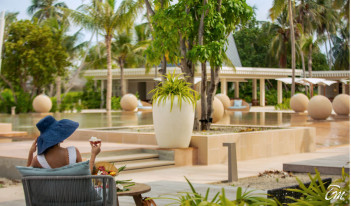 Kuda Villingli Resort Maldives - The Bar