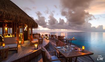 Mirihi Island Resort - Muraka Restaurant