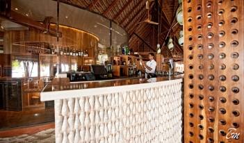 Constance Moofushi Maldives - Manta Bar