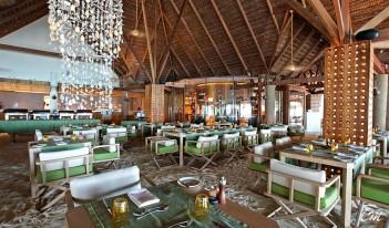 Constance Moofushi Maldives - Manta Restaurant