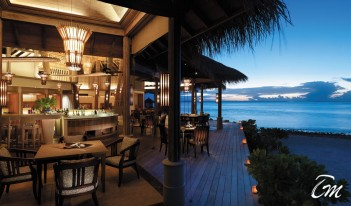 Shangri-La's Villingili Resort and Spa, Maldives Fashala