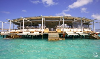 Six Senses Laamu Maldives - Chill Bar Exterior