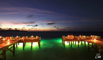 Six Senses Laamu Maldives - Deck-a-Dence