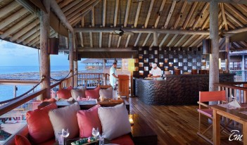 Six Senses Laamu Maldives - Zen Restaurant