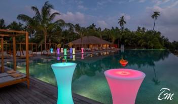 The Residence Maldives Dhigurah - THE BEACH CLUB