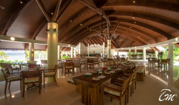 The Residence Maldives Dhigurah - THE DINING ROOM