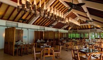 The Residence Maldives Dhigurah - LI BAI Restaurant