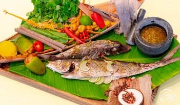 The Standard Huruvalhi Maldives - GUDUGUDA Restaurant