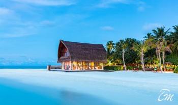 Angsana Velavaru Maldives Beach Pavilion