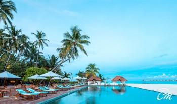 Angsana Velavaru Maldives Kuredhi Pool
