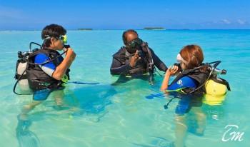 Angsana Velavaru Maldives Diving