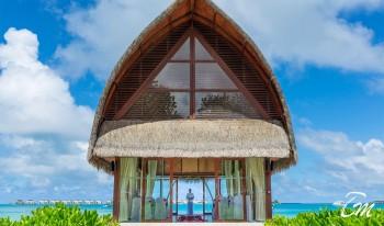 Angsana Velavaru Maldives Beach Pavilion Master of Ceremony