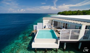 Amilla Fushi Resort And Residence Maldives Ocean Reef House Exterior