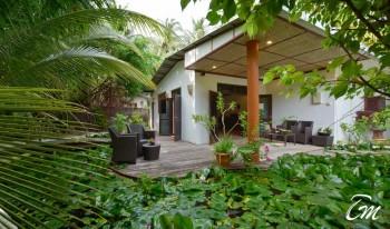 Angaga Island Resort Maldives - Duni spa Exterior