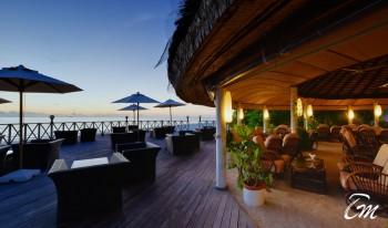 Angaga Island Resort and Spa - Restaurant Ocean Face