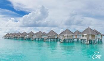 Angaga Island Resort and Spa Superior Water bungalows