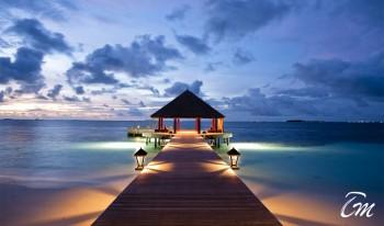 Jetty View - Angsana Ihuru Maldives