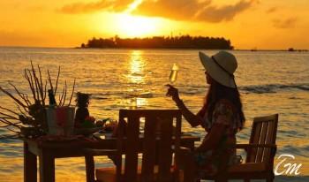 Ihuru Angsana Sunset View