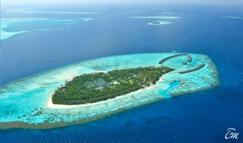 Ayada Maldives Aerial View