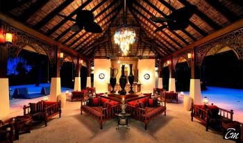 Ayada Maldives Dining Ottoman Interior