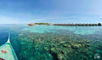 Ayada Maldives Exterior SeaView
