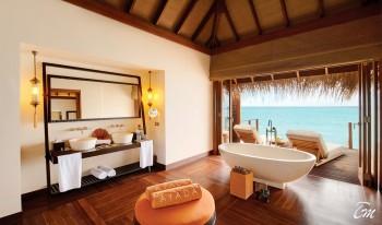 Ayada Maldives Ocean Villa Interior
