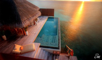 Ayada Maldives Villas Royal Ocean Suite Pool View