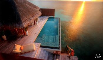 Ayada Maldives Villas Royal Ocean Suite Pool View
