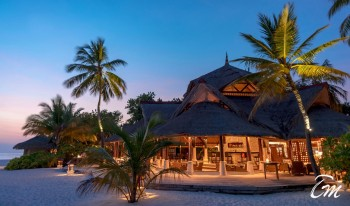 Banyan Tree Vabbinfaru Beach Bar