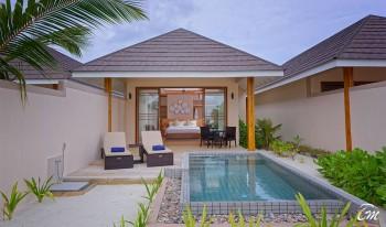 Brennia Kottefaru Maldives Beach Pool Villa Exterior