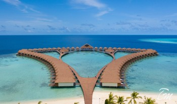 Luxury Over Water Rooms Cinnamon Velifushi Maldives