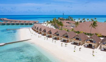 Cinnamon Velifushi Maldives superior beach loft and beach bungalows