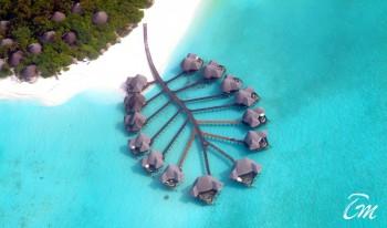Coco Palm Dhuni Kolhu Maldives Arial View