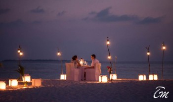 Coco Palm Dhuni Kolhu Maldives Private Dining